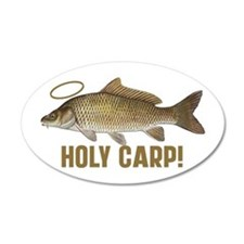 Holy Carp Wall Decal