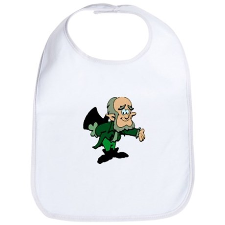 Leprechaun Bowing Bib