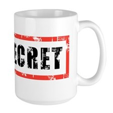 topsecret_red Mug
