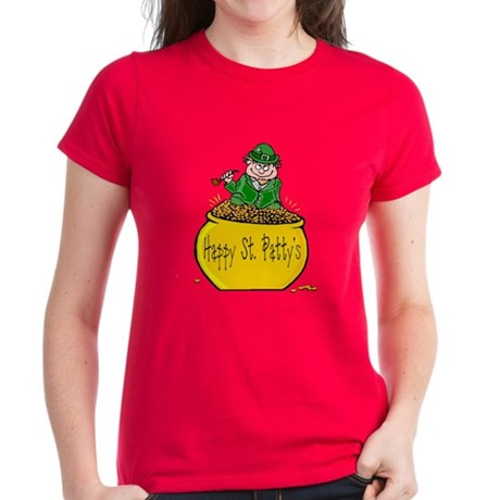 Pot of Gold Women's Dark T-Shirt