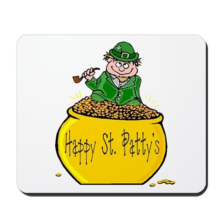 Pot of Gold Mousepad