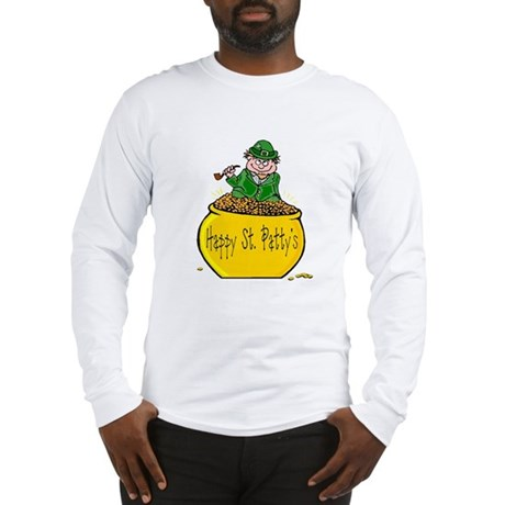 Pot of Gold Long Sleeve T-Shirt