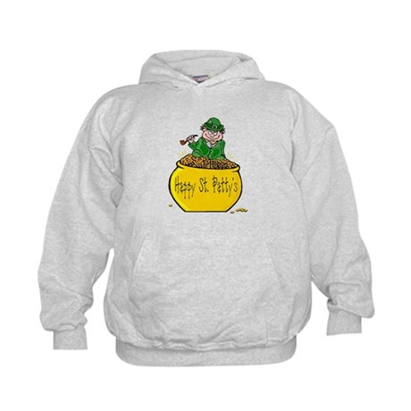 Pot of Gold Kids Hoodie