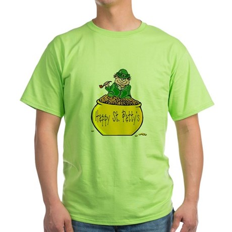 Pot of Gold Green T-Shirt