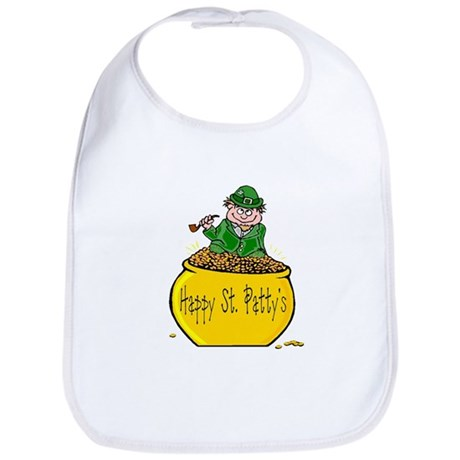 Pot of Gold Bib