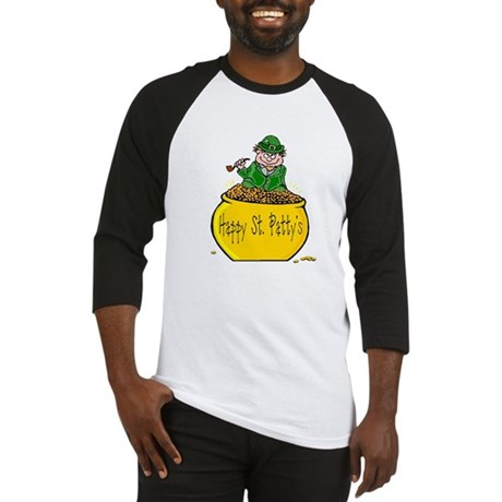 Pot of Gold Baseball Jersey
