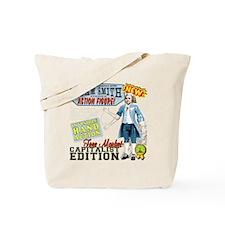 AdamSmithHand_dark Tote Bag
