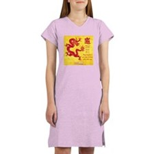 Dragon 2012 Women's Nightshirt