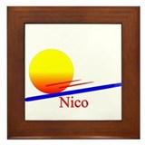 Nico Framed Tile