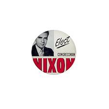 ART Nixon for Senate Mini Button