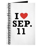 I Heart September 11 Journal
