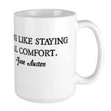 Staying at Home Mug Mug