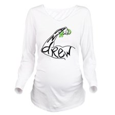 andrewribbon Long Sleeve Maternity T-Shirt