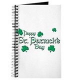 Happy St. Patrick's Day T-Shirts Journal