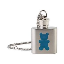 gummiblue Flask Necklace