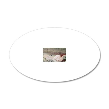 reflection pro 20x12 Oval Wall Decal