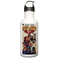 fb-iphone3b Water Bottle