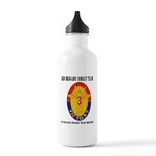 3bct-1id-duke-bde-txt Water Bottle