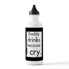 DaddyDrinks Water Bottle