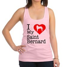 St-Bernard Racerback Tank Top