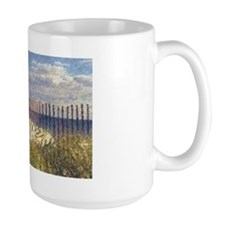 Tiger on the Beach Mug