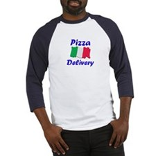 Da Robb - PIZZA Delivery, Baseball Jersey