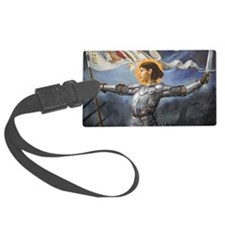 Joan_of_Arc_Prov_fin_slightly br Luggage Tag