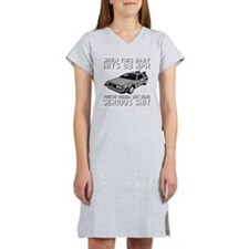 delorean Women's Nightshirt