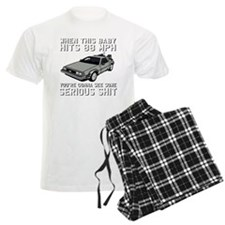 delorean Pajamas