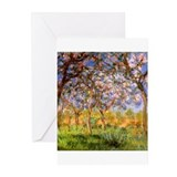 &quot;Claude Monet&quot; Greeting Cards (Pk of 10)