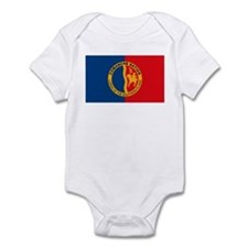 Comanche Flag Infant Bodysuit