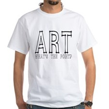 Art: What's The Point? Shirt