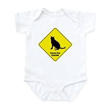 Russian Crossing Infant Bodysuit