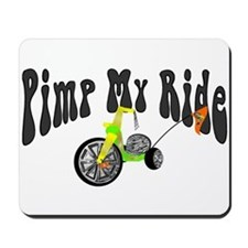 Pimp My Ride Mousepad