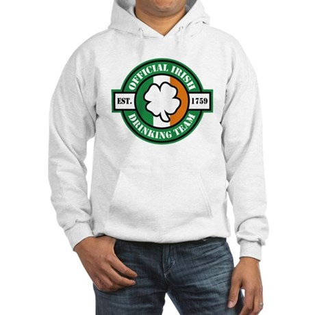 I Wish I Were Drunk Hooded Sweatshirt