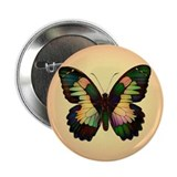 Luminous Butterfly Button
