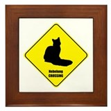 Nebelung Crossing Framed Tile
