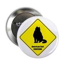 "Curl Crossing 2.25"" Button (100 pack)"