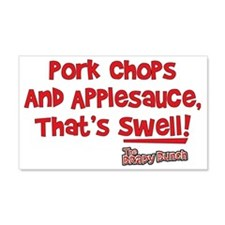pork-chops-and-applesauce Wall Decal