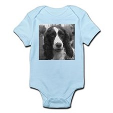 English Springer Spaniel Infant Creeper