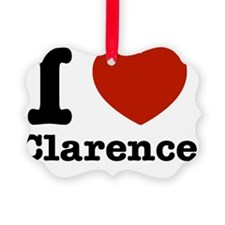 Clarence Ornament