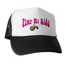 Pimp Her Ride Trucker Hat