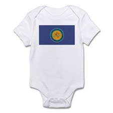 Choctaw Flag Infant Bodysuit