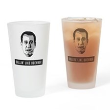 boehner-ballin Drinking Glass