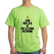 Fire Catching T-Shirt