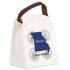 Missouri Canvas Lunch Bag