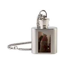 J2 Flask Necklace