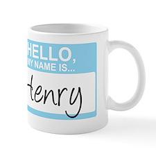 HelloMyNameIs...Henry Mug