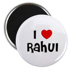 "I * Rahul 2.25"" Magnet (10 pack)"