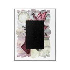 Restless ruby Picture Frame